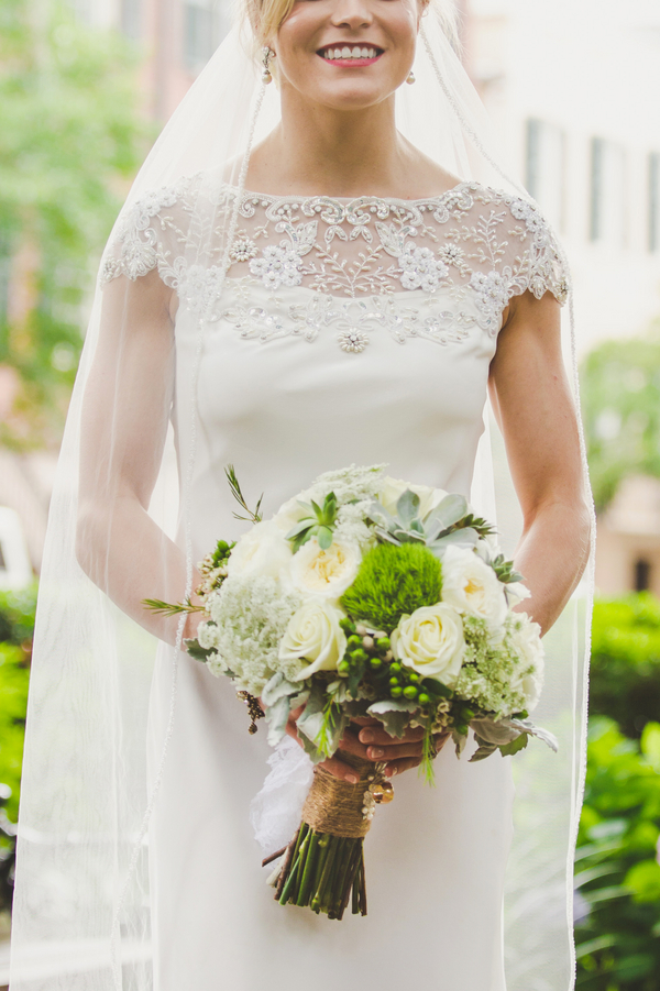 Savannah Wedding Ceremony at Madison Square by Jeanne Mitchum Photography