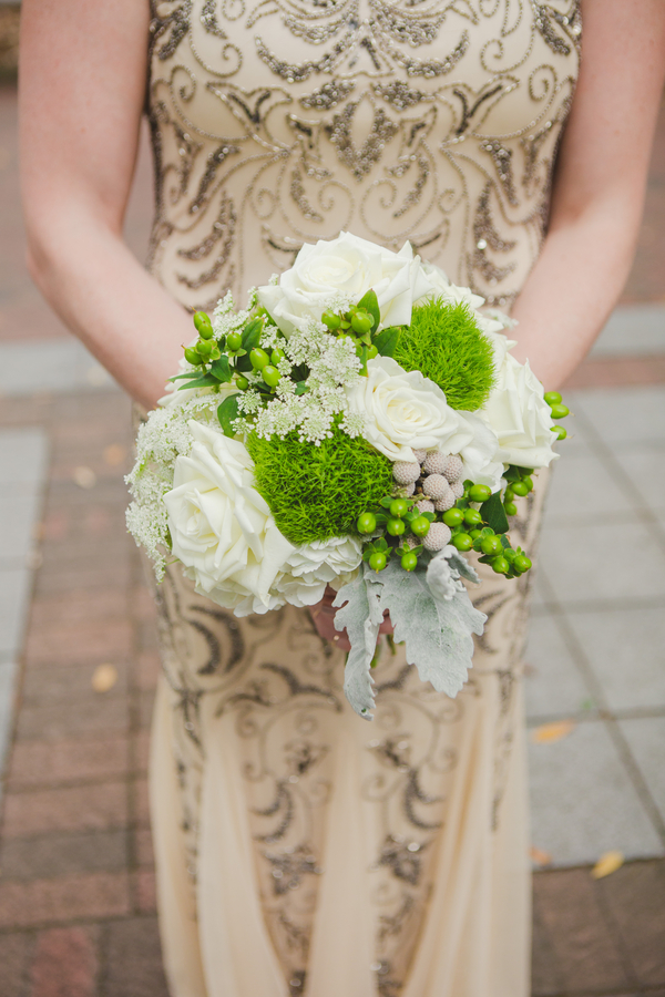 Savannah Wedding Bouquet at Savannah Station by Jeanne Mitchum Photography