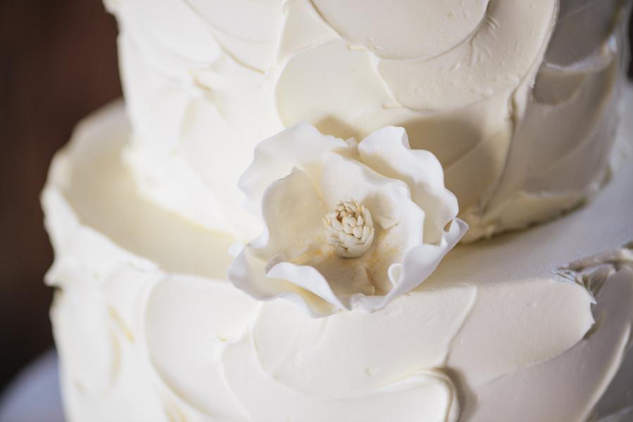 Charleston Wedding Cake at Boone Hall Plantation by Riverland Studios