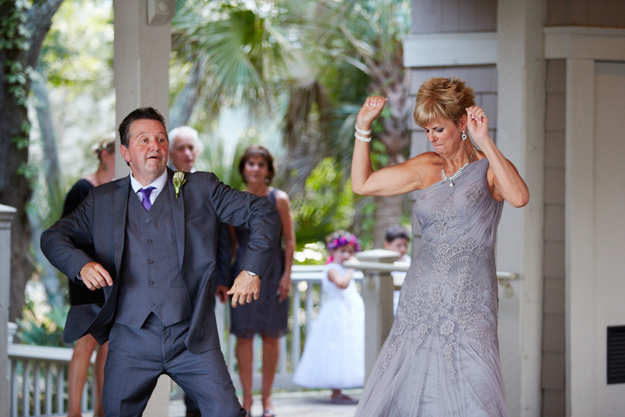 Hilton Head Wedding at The Shorehouse Hilton Oceanfront Resort by Spencer Special Events