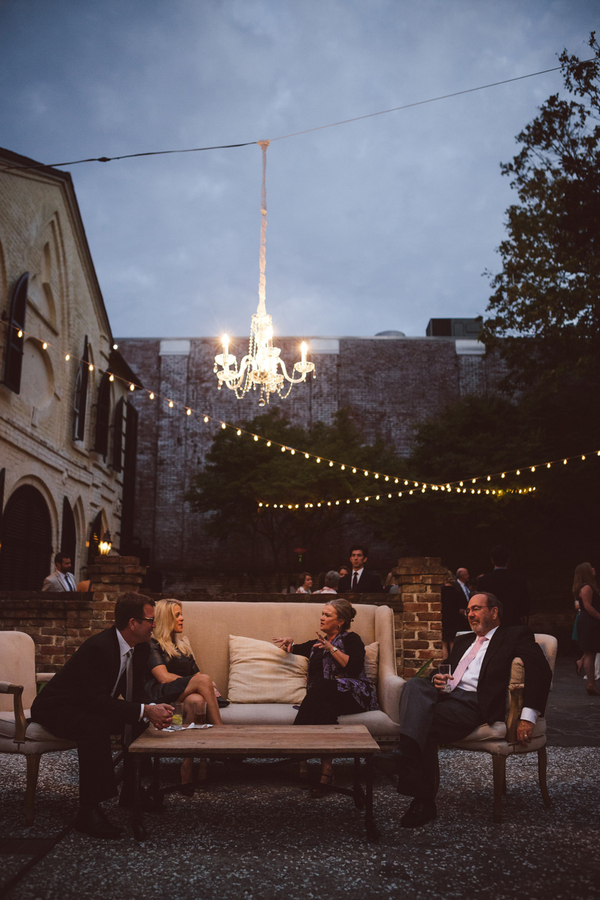 Charleston wedding at William Aiken House by The Burlap Elephant and amelia + dan photography