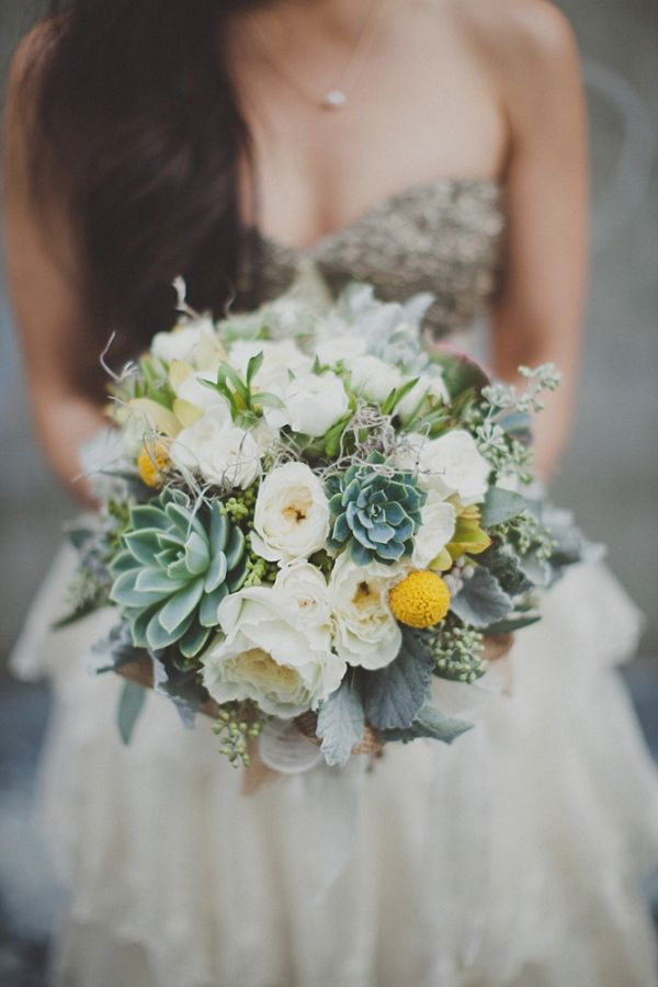 Succulent Wedding Inspiration - Savannah, Hilton Head, Charleston, Myrtle Beach
