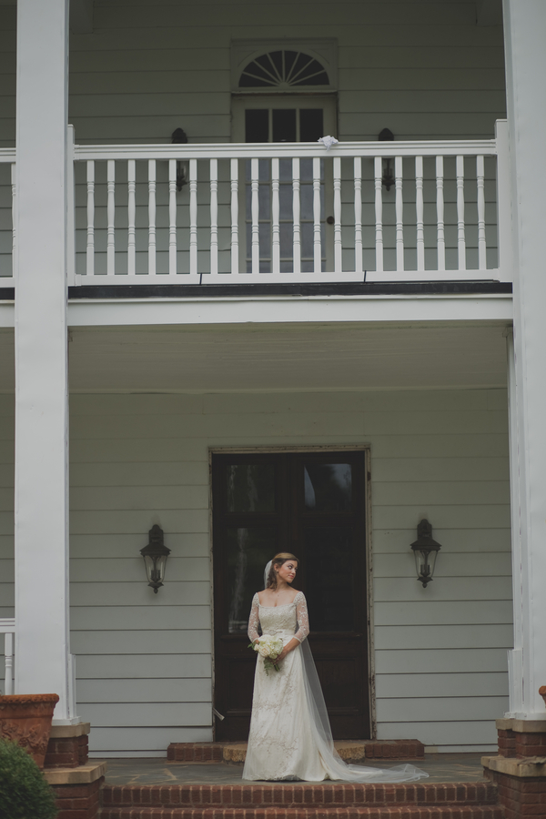 Southern Plantation Wedding Portraits - Kelly Rae Stewart Photography