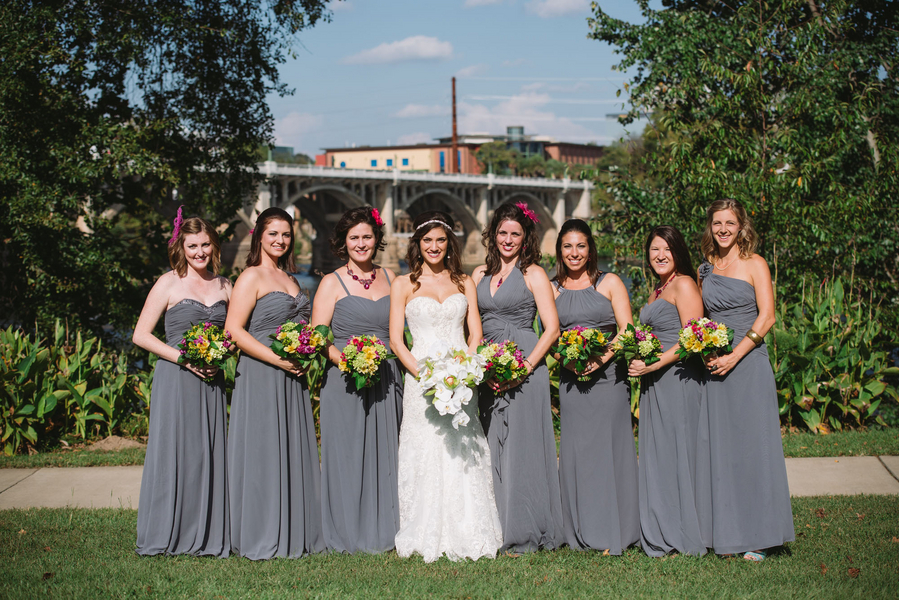 Stone River Wedding in Columbia, SC by Josh