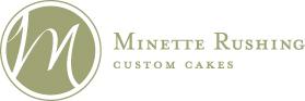Minette Rushing Custom Cakes - Savannah Wedding Cake Designer