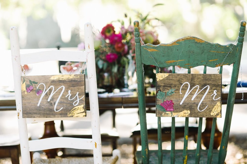Bluffton Wedding Inspiration at Belfair Plantation by Ivory + Beau and Rach Loves Troy Photography