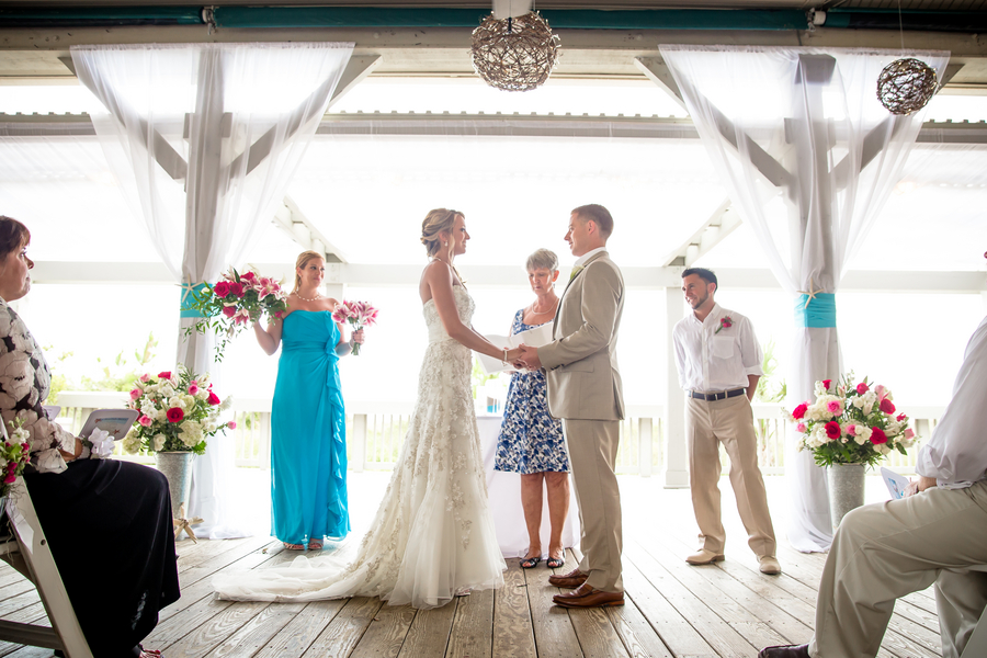 Omni Hilton Head Oceanfront Resort Wedding ceremony by David Strauss Photography