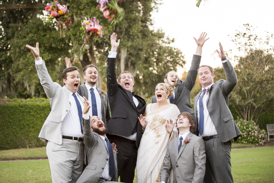 Charleston wedding at Dunes West Golf Club Wedding by Melissa Brewer Photography