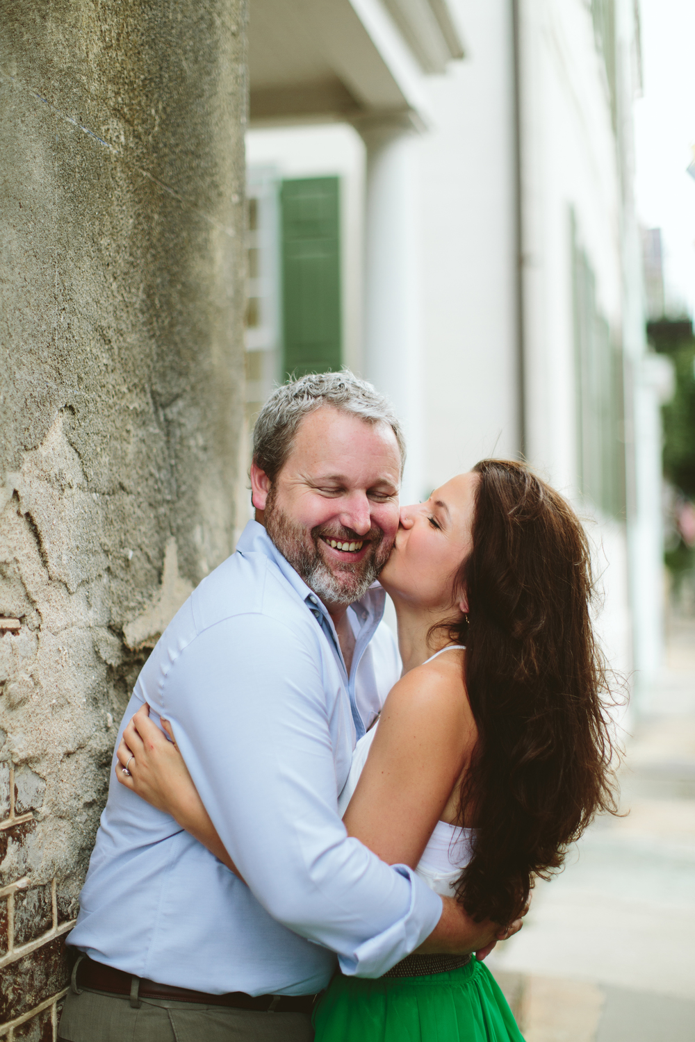 Whitney + Talbert's Charleston Wedding Engagement