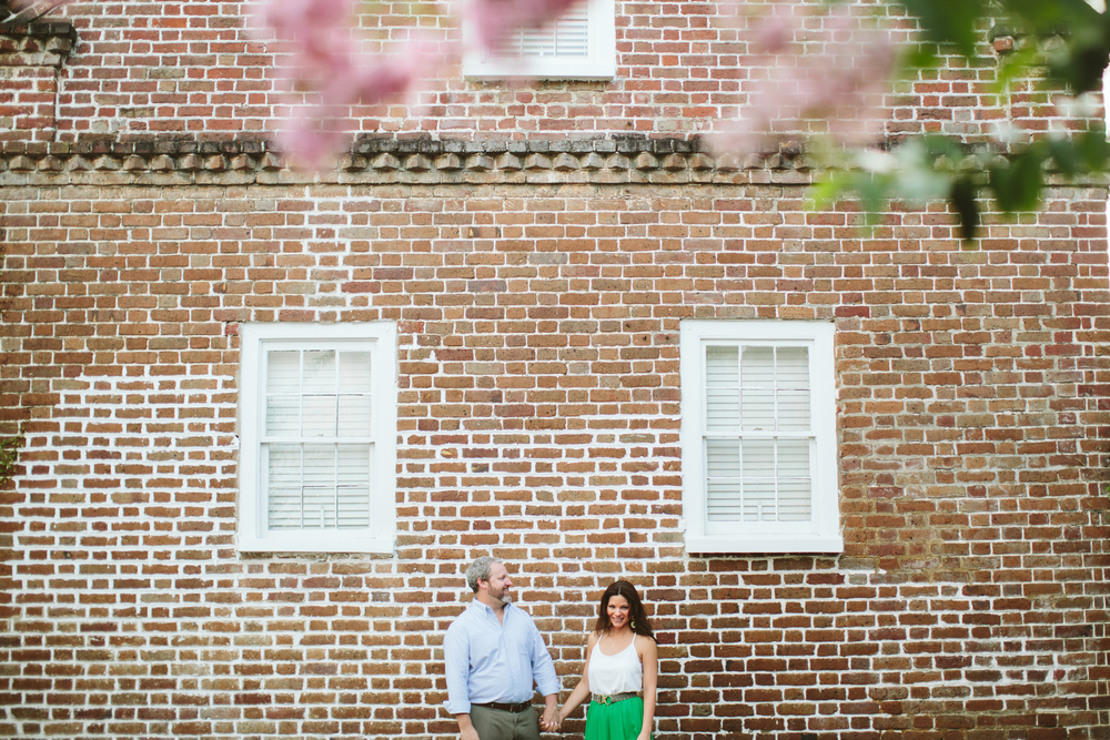 Charleston Wedding Engagement by Angela Cox Photography