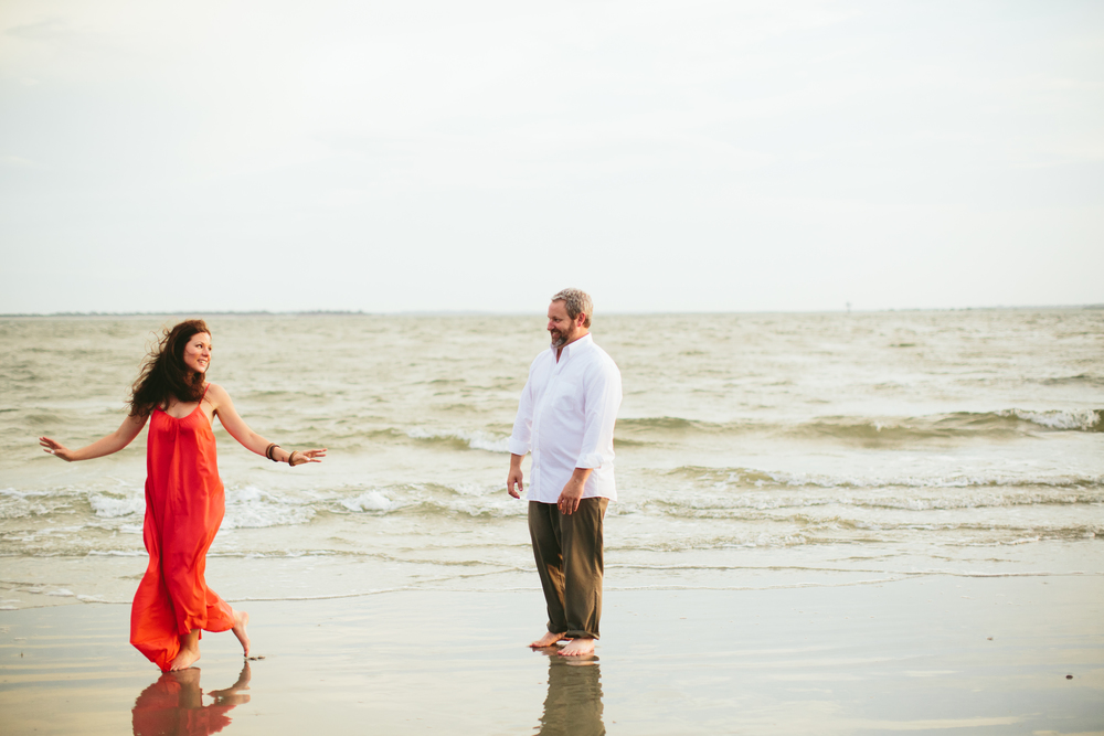 Whitney + Talbert's Wedding Engagement in Charleston, SC