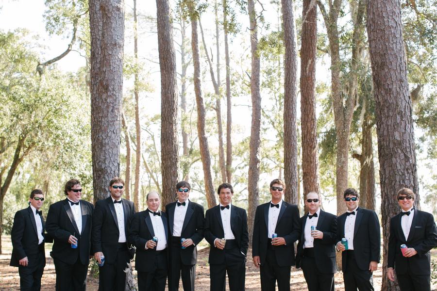 Sea Island Yacht Club Wedding