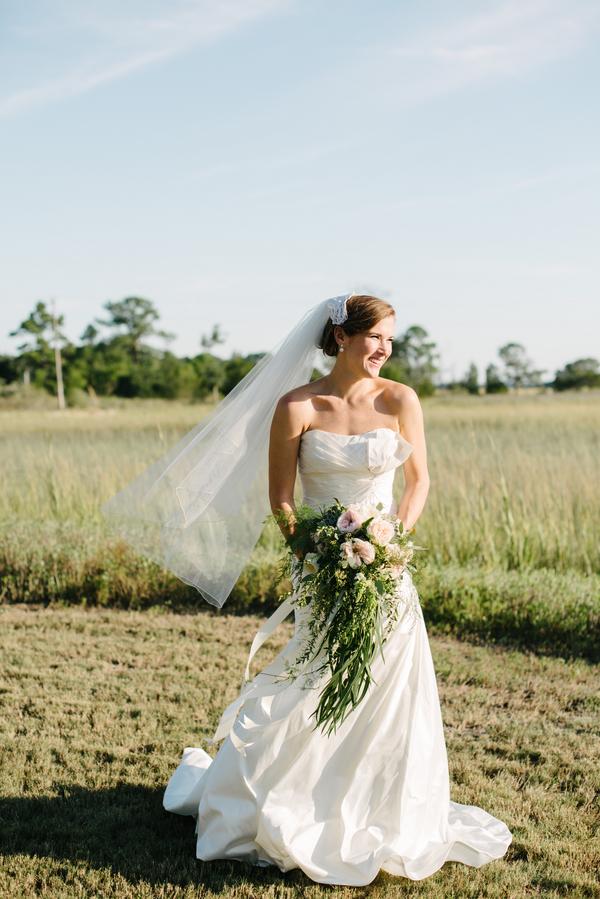 Lauren + Charles' Sea Island Yacht Club Wedding