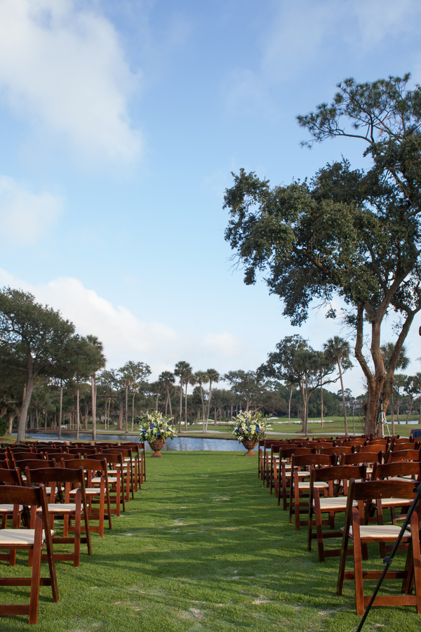 Navy Kiawah Island Golf Resort Wedding by MCG Photography