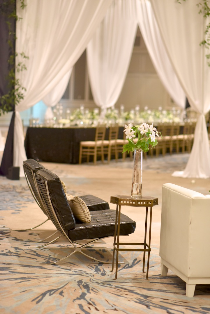 'City Meets the Lowcountry' Party in the Grand Ballroom of the Westin Hilton Head Island Resort & Spa for 'Wed at the Westin' event