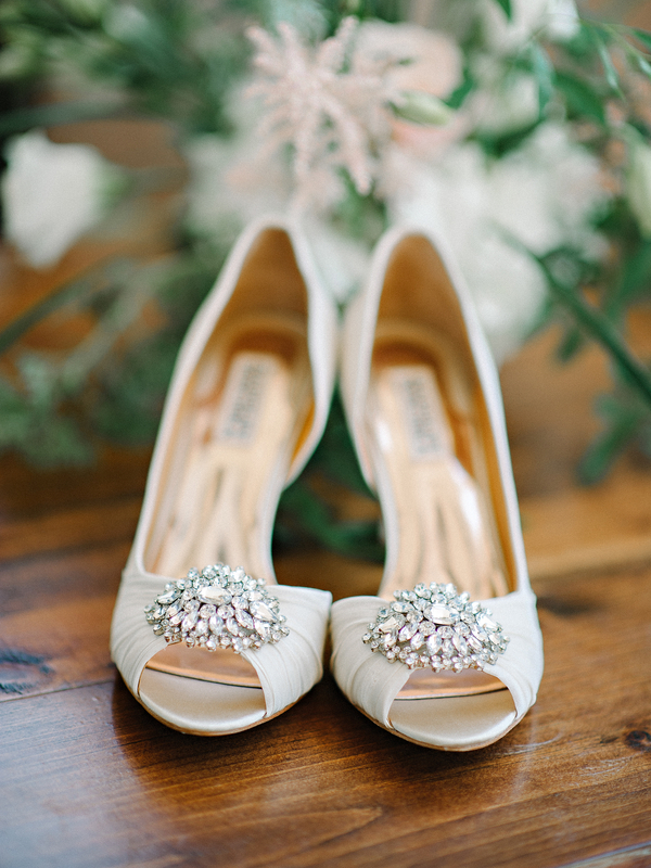 Myrtle Beach Wedding Shoes at Pine Lakes Country Club