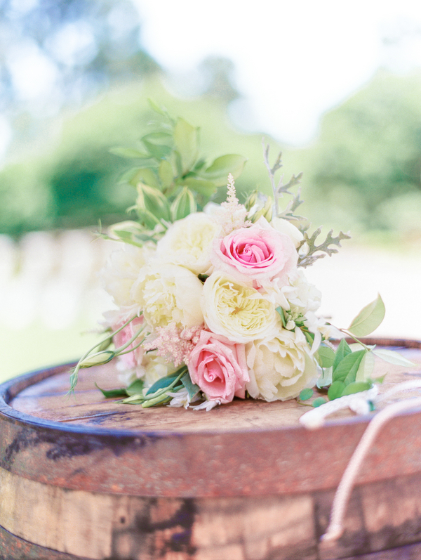 Myrtle Beach Wedding bouquet by Blossoms Events at Pine Lakes Country Club