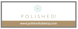 Polished Tabletop - Charleston wedding vendor