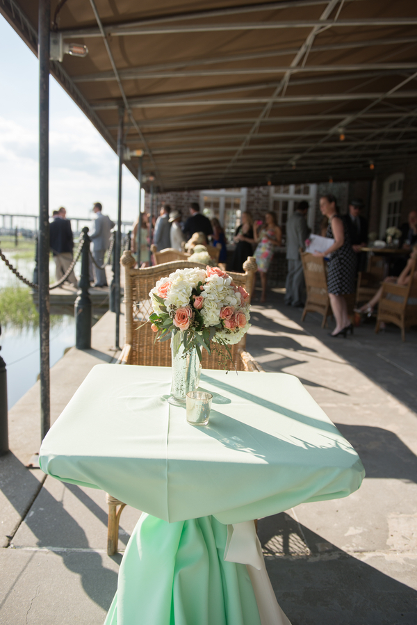 Rice Mill Building Wedding in Charleston, SC