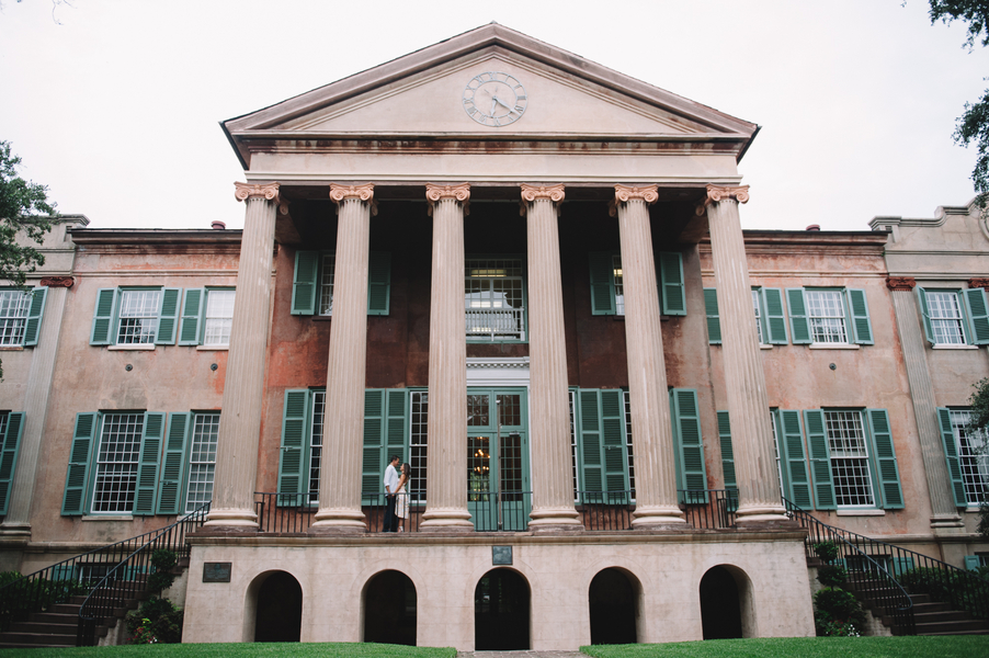 College of Charleston Engagement