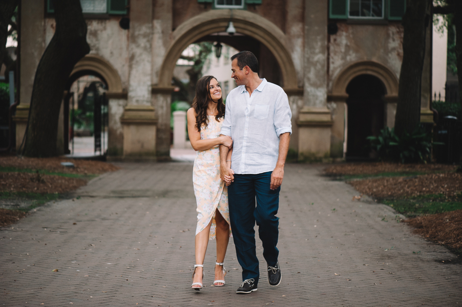 College of Charleston Engagement