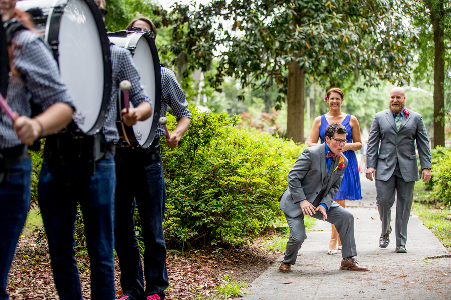 Savannah Wedding at Juliette Low Park by Alexis Sweet Photography