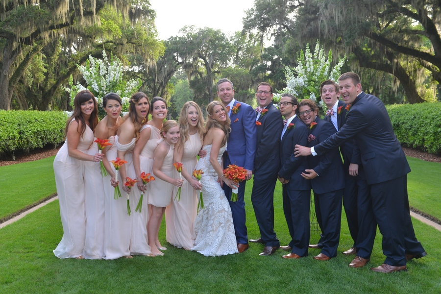 Savannah Wedding at Ford Plantation by Anne Bone Events