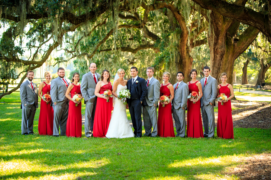 Boone Hall Plantation wedding at The Cotton Dock by David Strauss PhotographyBoone Hall Plantation wedding at The Cotton Dock by David Strauss Photography