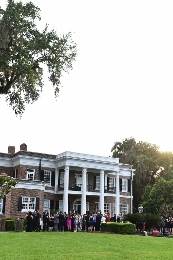 Savannah Wedding at Ford Plantation by Donna Von Bruening Photography
