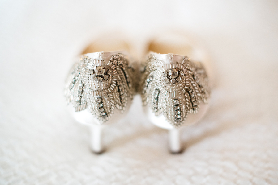 Charleston Elopement - Wedding Shoes