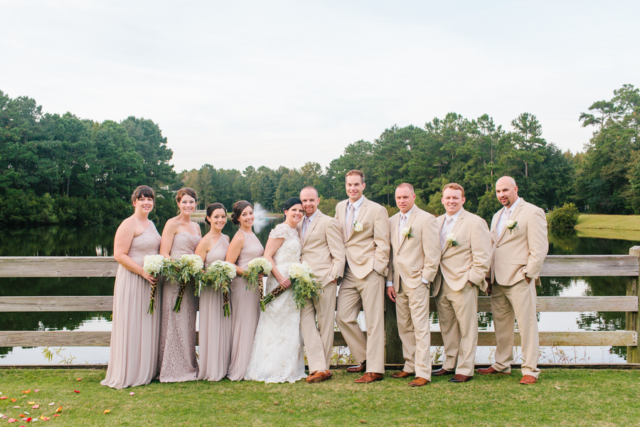 Kiki + Chris's October Pepper Plantation wedding in Charleston, Sc by Riverlnd Studios