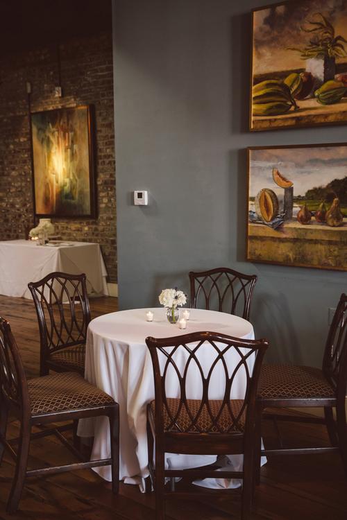 McCrady\'s Restaurant Weding in Charleston, SC by amelia + dan ...