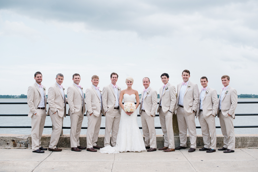 Charleston Creek Club at I'On Wedding by Britt Croft Photography