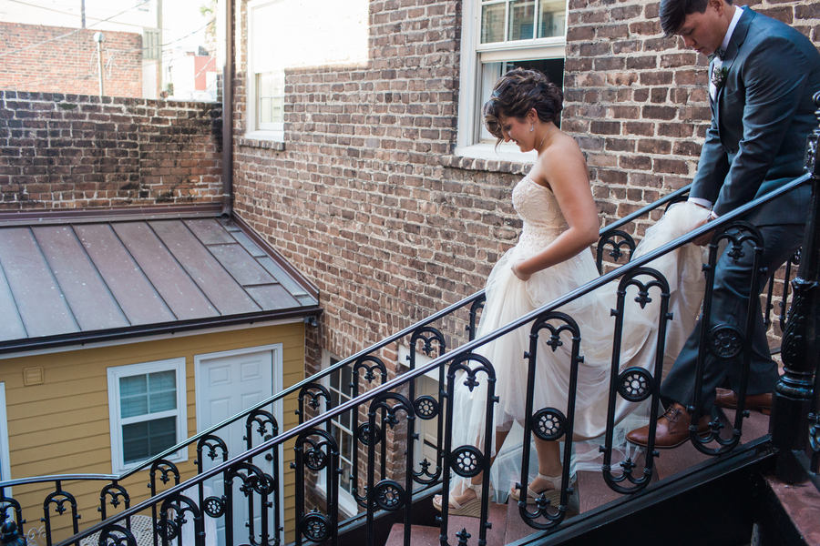Savannah Soho South Wedding by Casey Brodley Photography