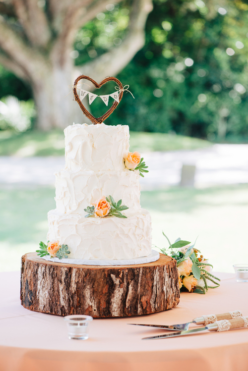 Best Wedding Cakes of 2015 - Charleston, Savannah, Hilton Head and Myrtle Beach