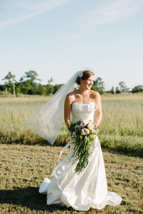 Best Lowcountry Bridal Styles from 2015 - Charleston, Savannah, Hilton Head and Myrtle Beach Weddings
