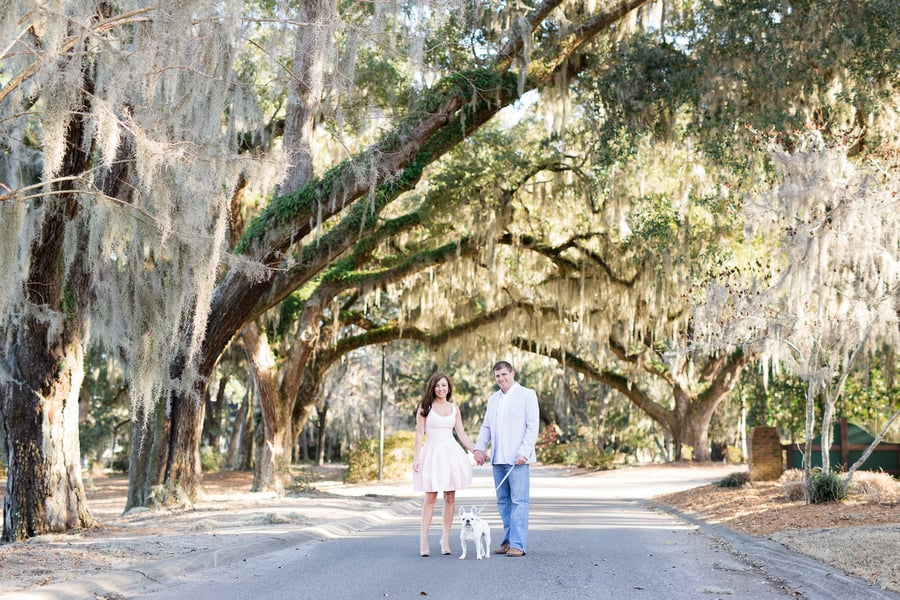 Myrtle Beach Wedding Engagementat Heritage Plantation