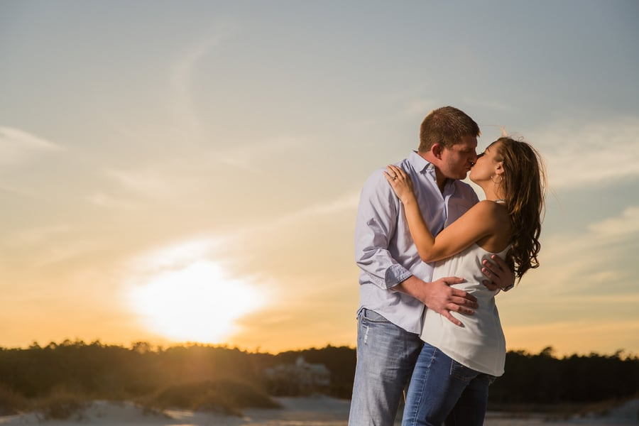 Myrtle Beach Wedding Engagement