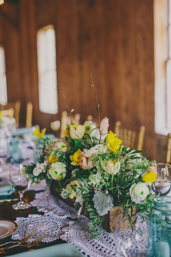 Best Lowcountry Centerpieces of 2015 - Myrtle Beach, Savannah, Hilton Head and Charleston Weddings