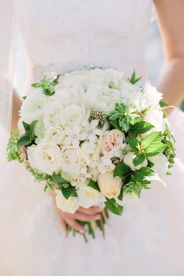 Best Lowcountry Wedding Bouquets of 2015 - Hilton Head, Myrtle Beach, Charleston and Savannah