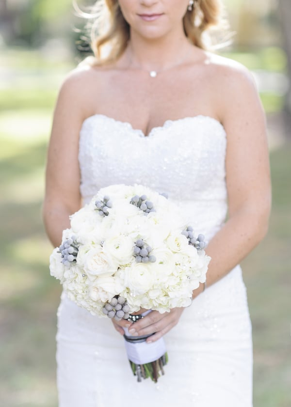 Best Wedding Bouquets of 2015 - Charleston, Savannah, Hilton Head and Myrtle Beach