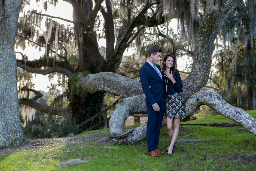 Gentry + Kevin's Middleton Place Proposal