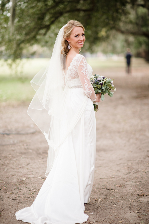 Best Lowcountry Bridal Styles from 2015 - Charleston, Savannah, Hilton Head and Myrtle Beach