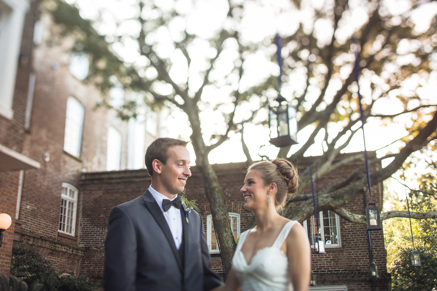 Charleston Rice Mill Building Wedding