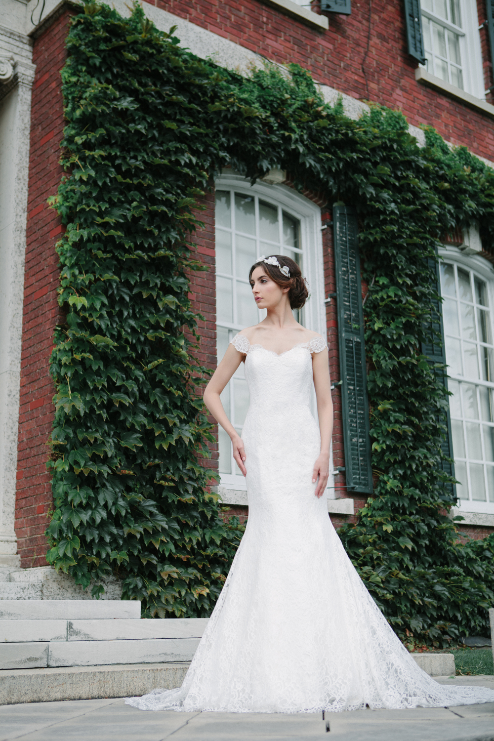 Charleston Wedding Dress Designers - Sareh Nouri Fall 2016 Collection