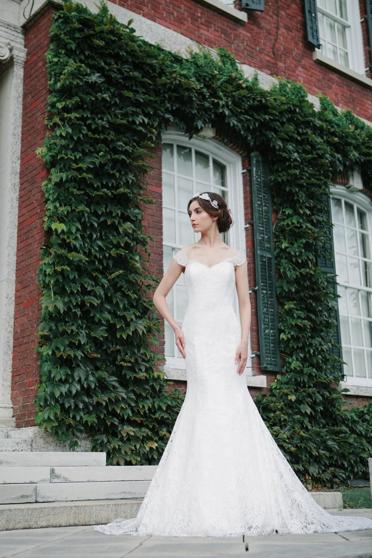 Charleston Wedding Dress Designers - Sareh Nouri Fall 2016 Collection