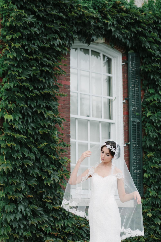 Savannah Wedding Dress Designers - Sareh Nouri Fall 2016 Collection