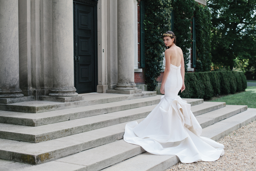Hilton Head Wedding Dress Designers - Sareh Nouri Fall 2016 Collection