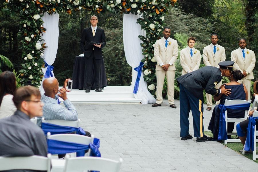 Mackey House Wedding in Savannah, GA