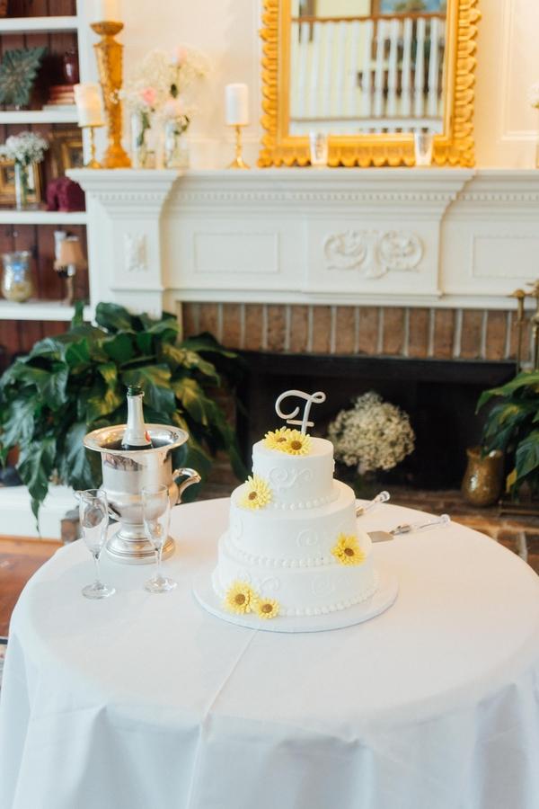 Savannah Wedding at The Mackey House